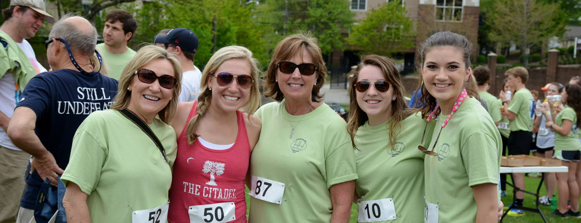 Helen's Hugs 5K Group 2015